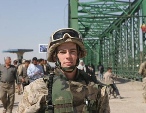 Cpl. Aaron Mankin - Blackwater Bridge
