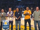 UCLA Operation Mend honored at Lakers Game 3-8-13