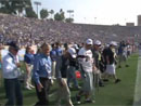 Operation Mend Takes the Field at UCLA Football Game
